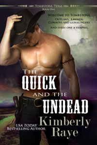 The Quick and the Undead - 200x300x72